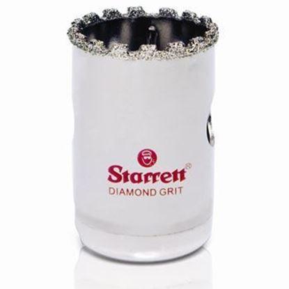 Picture of Starrett Diamond Grit 102mm hole saw