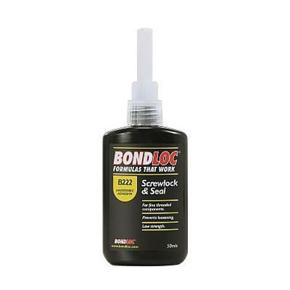 Picture of BondLoc B222 Screw Lock (25ml)