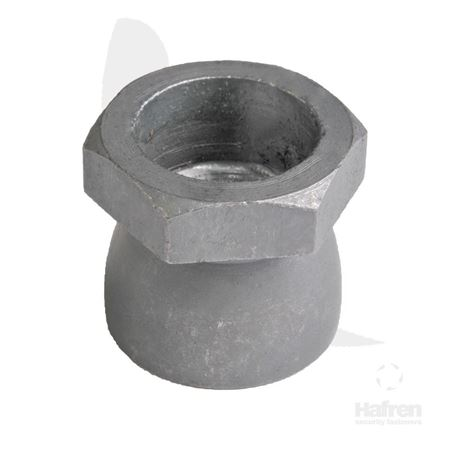 Picture for category Shear Nuts - Galvanised Steel