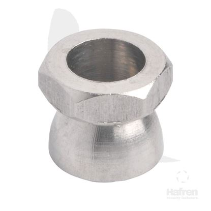 Picture of M4 A2 STAINLESS STEEL SHEAR NUTS X 100