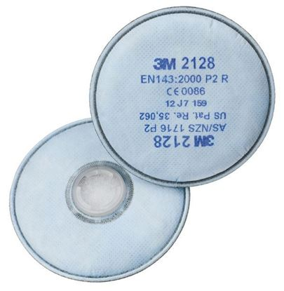 Picture of 3M 2128 P2R FILTER (Pairs)