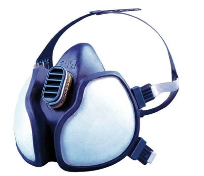 Picture of 3M 4277 FFABE1P3RD RESPIRATOR