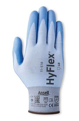 Picture of ANSELL HYFLEX 11-518 GLOVE SZ 06 (XS)