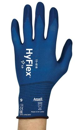Picture of ANSELL HYFLEX 11-818 GLOVE SZ 07 (S)