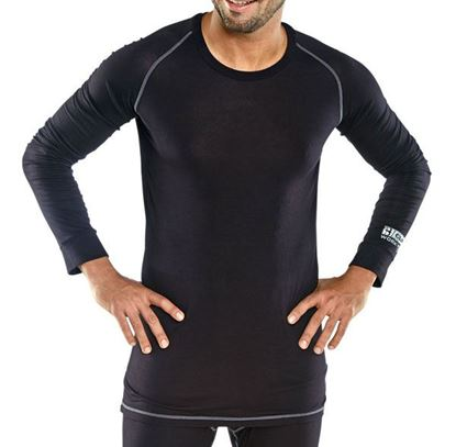Picture of BASE LAYER L/SLEEVE VEST XXL