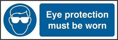 Picture of EYE PROTECTION SAV   (PK5) 300MM X 100MM