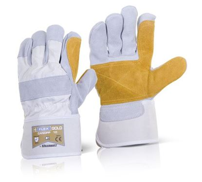 Picture of DOUBLE PALM H/Q B-FLEX GOLD