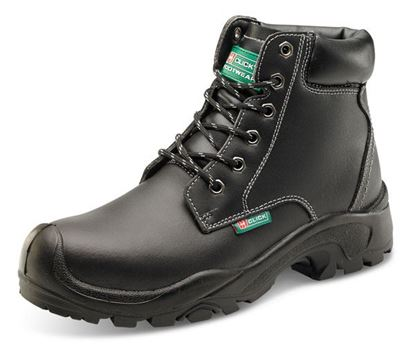 Picture of 6 EYELET PUR BOOT BL 40/6.5