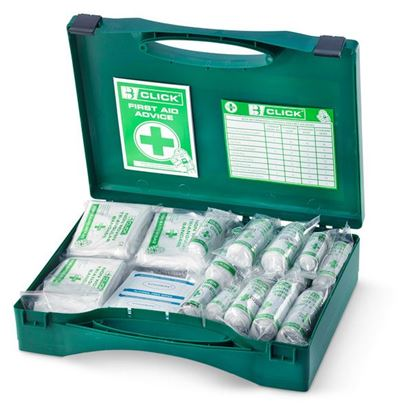 Picture of 11-25 HSA IRISH FIRST AID KIT WITH EYEWASH