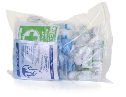 Picture of CLICK MEDICAL LARGE BS8599 FIRST AID REFILL ONLY