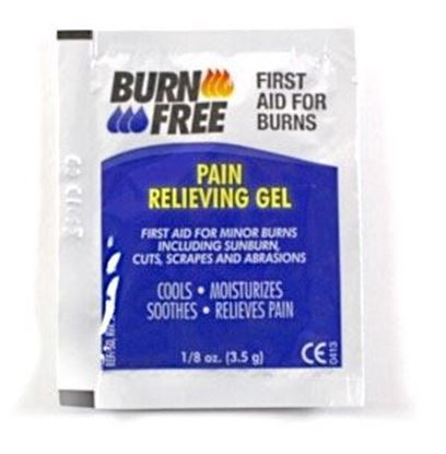 Picture of BURN GEL SACHETS 3.5mm (SINGLES)