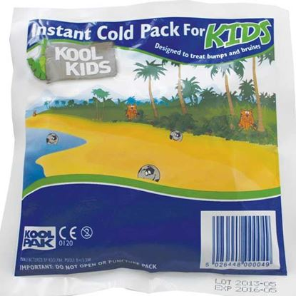 Picture of CLICK MEDICAL KIDS INSTANT ICE PACK
