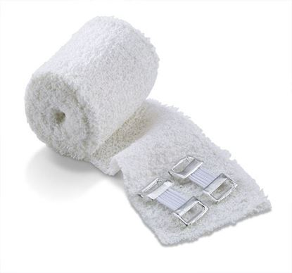 Picture of CLICK MEDICAL CREPE BANDAGE 5cm X 4.5m PK 10
