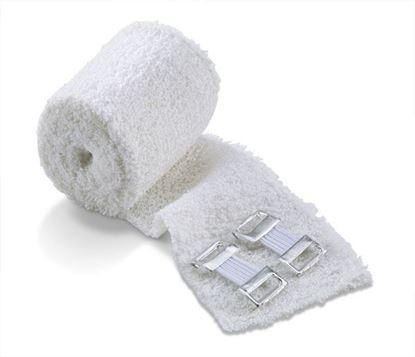 Picture of CLICK MEDICAL CREPE BANDAGE 10cm X 4.5m PK 10