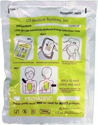 Picture of CLICK MEDICAL ELECTRODE PADS CHILD (1 PAIR)