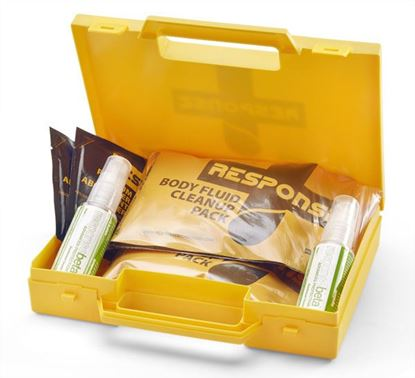 Picture of CLICK MEDICAL 2 APPLICATION BODY FLUID SPILL KIT