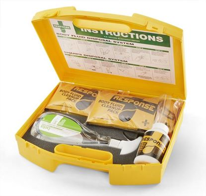 Picture of CLICK MEDICAL BODY FLUID BULK SPILL KIT