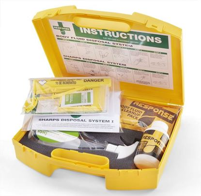 Picture of CLICK MEDICAL BIOHAZARD COMBINATION KIT