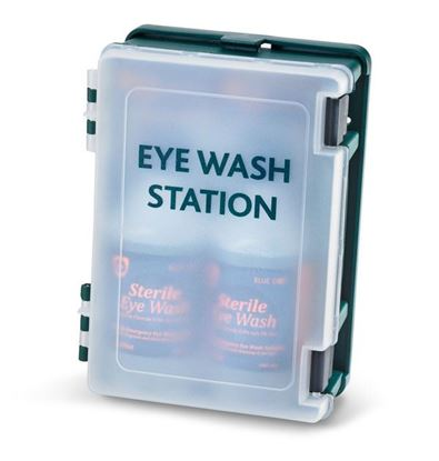 Picture of CLICK MEDICAL EYEWASH BOXED STATION 2x500ml