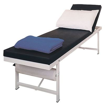 Picture of CLICK MEDICAL REST ROOM COUCH ADJUSTABLE HEADROOM