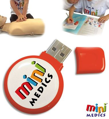 Picture of MINI MEDICS USB TRAINING PACKAGE