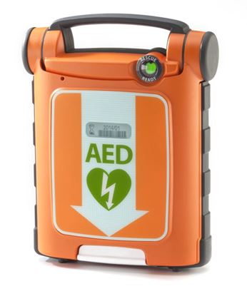 Picture of CARDIAC SCIENCE G5 AED FULLY AUTOMATIC DEFIBRILLATOR
