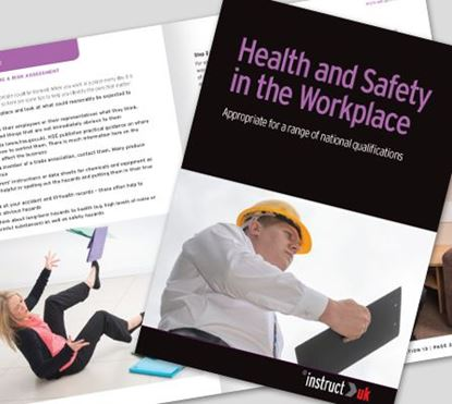 Picture of CLICK MEDICAL HEALTH AND SAFETY BOOK