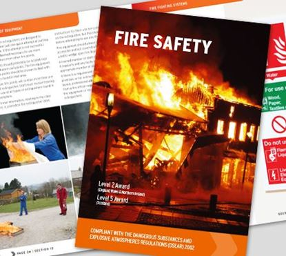 Picture of CLICK MEDICAL FIRE SAFETY BOOK