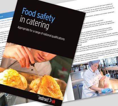 Picture of CLICK MEDICAL FOOD HYGIENE BOOK