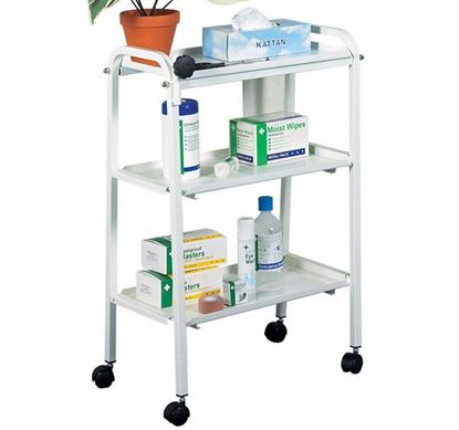 Picture of THREE TIER TROLLEY