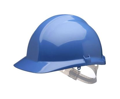 Picture of 1125 SAFETY HELMET BLUE