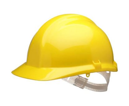Picture of 1125 SAFETY HELMET YELLOW