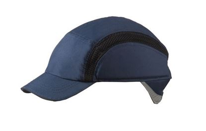 Picture of AIRPRO BASEBALL BUMP CAP NAVY