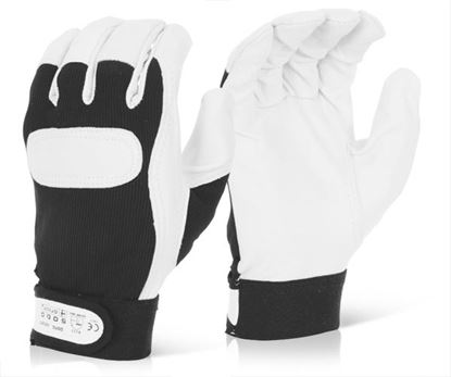 Picture of DRIVERS GLOVE VELCRO CUFF SML