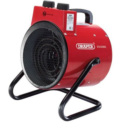 Picture of SPACE HEATER 2KW (230V) 17775