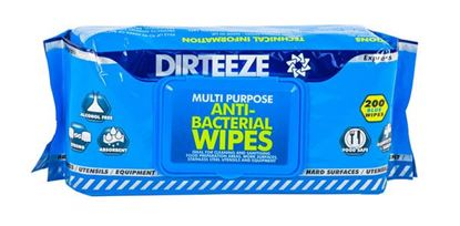 Picture of ANTI-BACTERIAL WIPES (SOFT PACK)