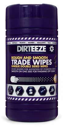 Picture of ROUGH AND SMOOTH WIPES (TUB OF 80)