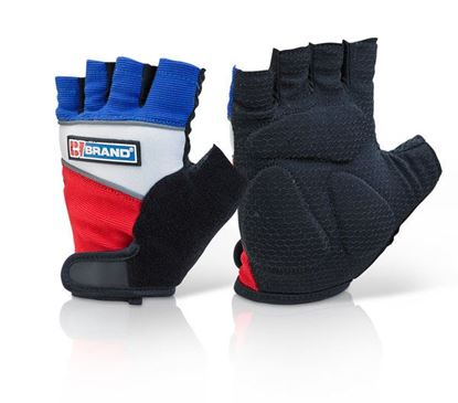 Picture of FINGERLESS GEL GLOVE XL