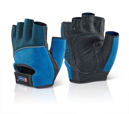 Picture of FINGERLESS GEL GLOVE LARGE