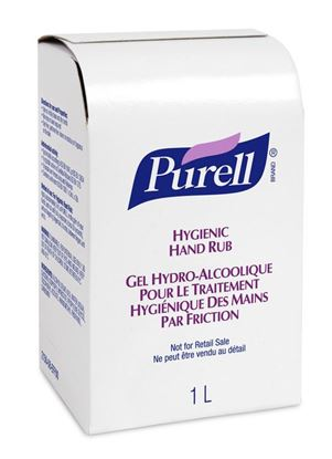 Picture of NXT PURELL HYG HAND RUB 8x1000