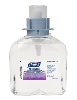 Picture of FMX PURELL ADVANCED HAND FOAM 3 X 1200ML
