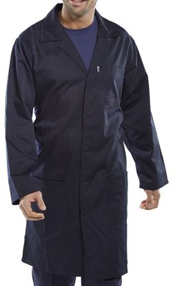 Picture of CLICK PC W/HOUSE COAT NAVY 36