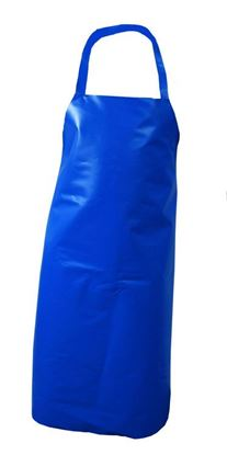 Picture of NYPLAX APRON D/BLUE 48X36 PK10