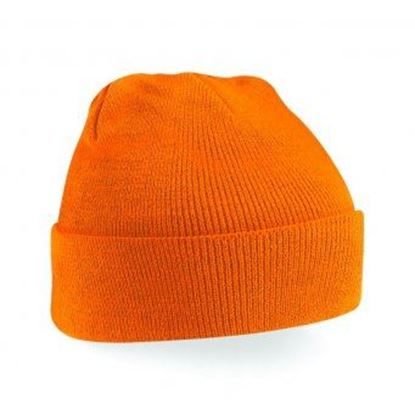 Picture of ORANGE WINTER HAT