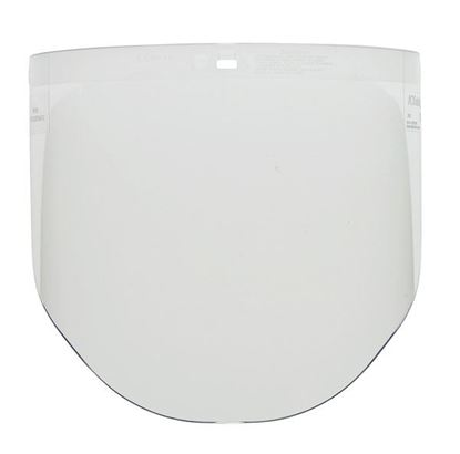 """Picture of 3M 9"""" CLEAR POLYCARB VISOR"""