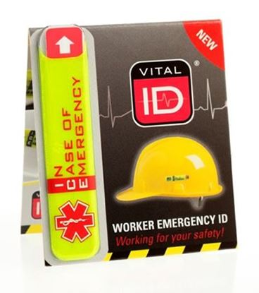 Picture of EMERGENCY ID STANDARD (ICE)